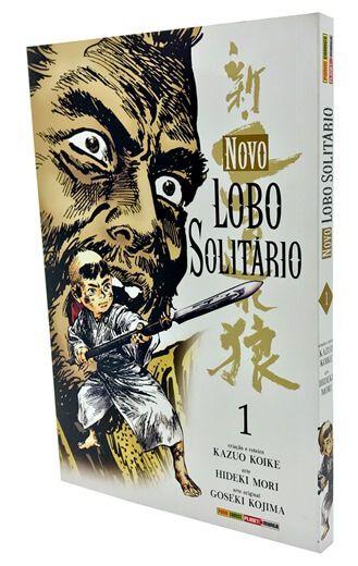 Novo Lobo Solitário - Volume 01