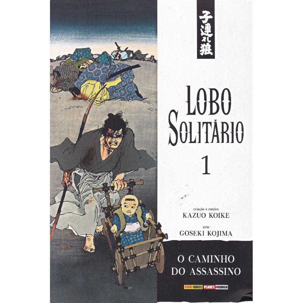 Lobo Solitário - Volumes Avulsos