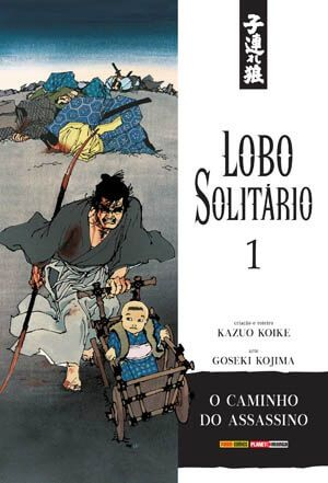 Lobo Solitário - Volume 01 - Usado