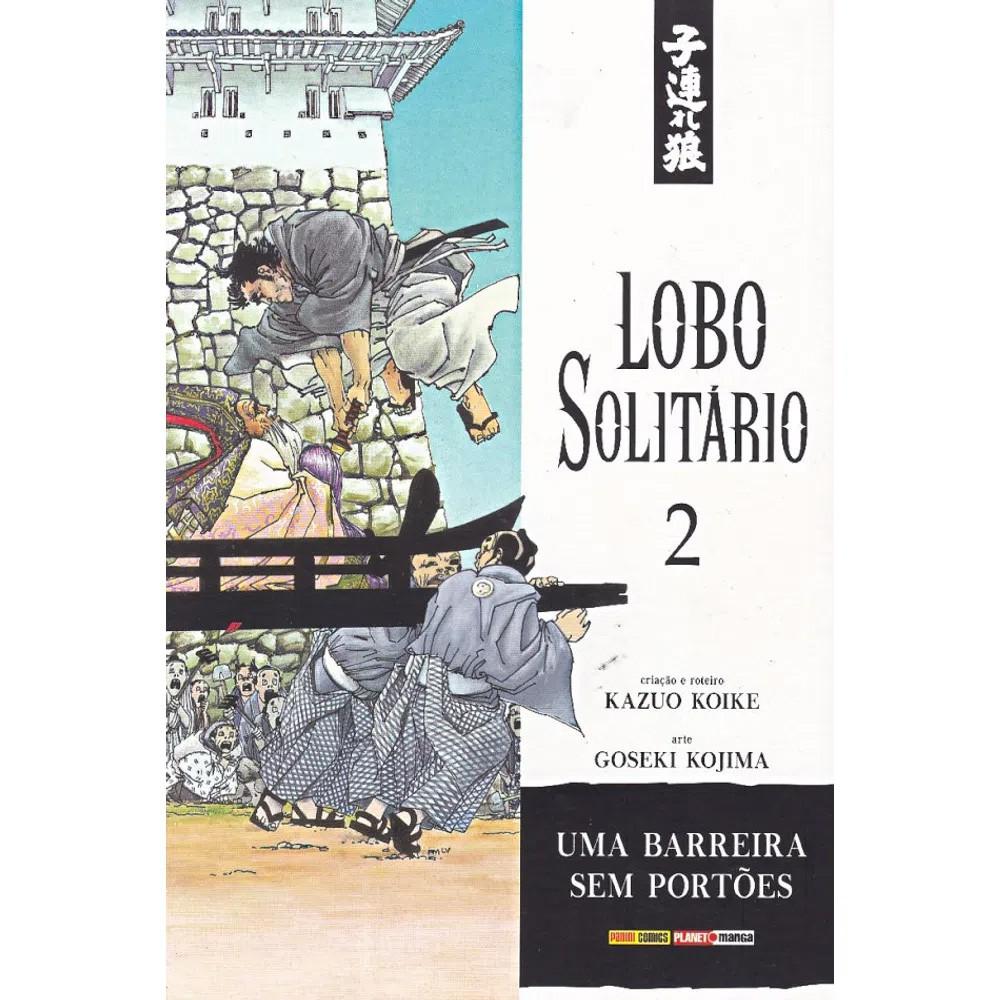 Lobo Solitário - Volume 02 - Usado
