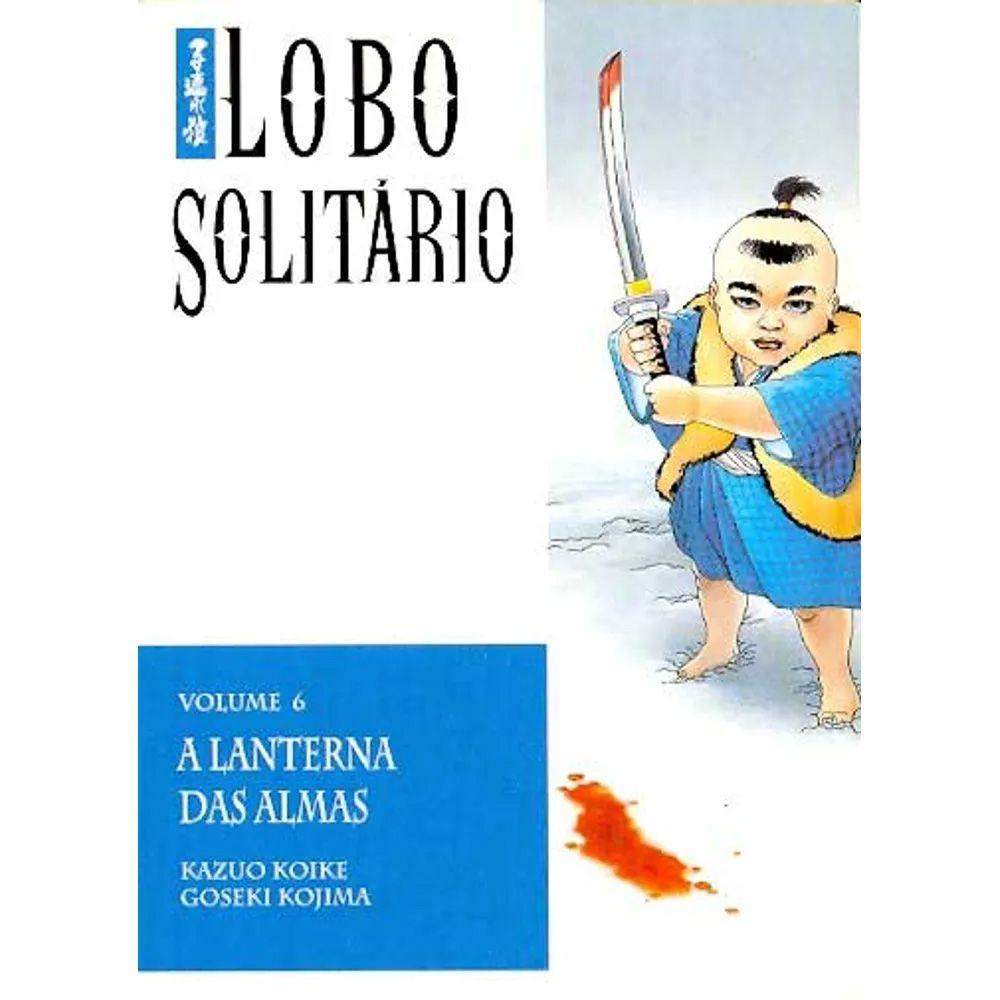 Lobo Solitário - Volume 06