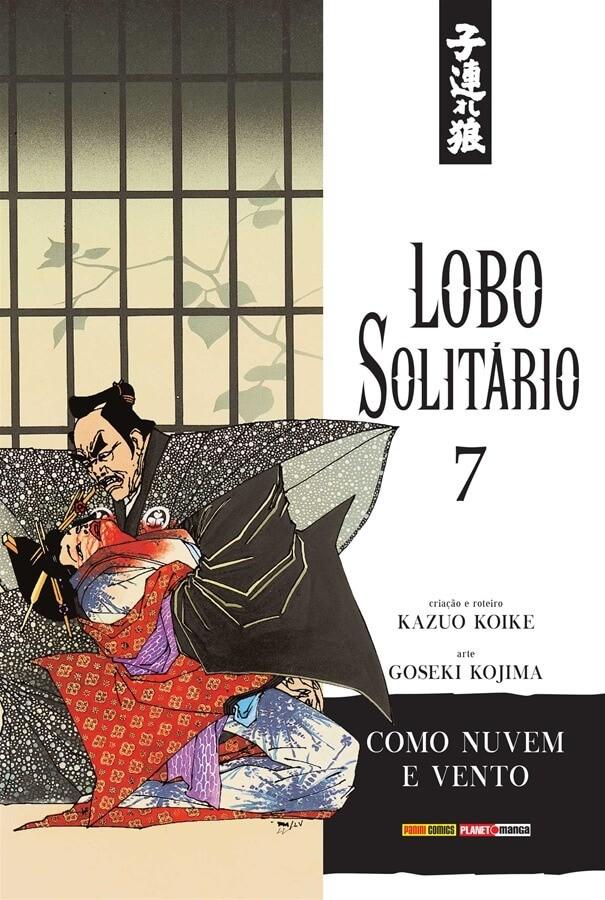 Lobo Solitário - Volume 07