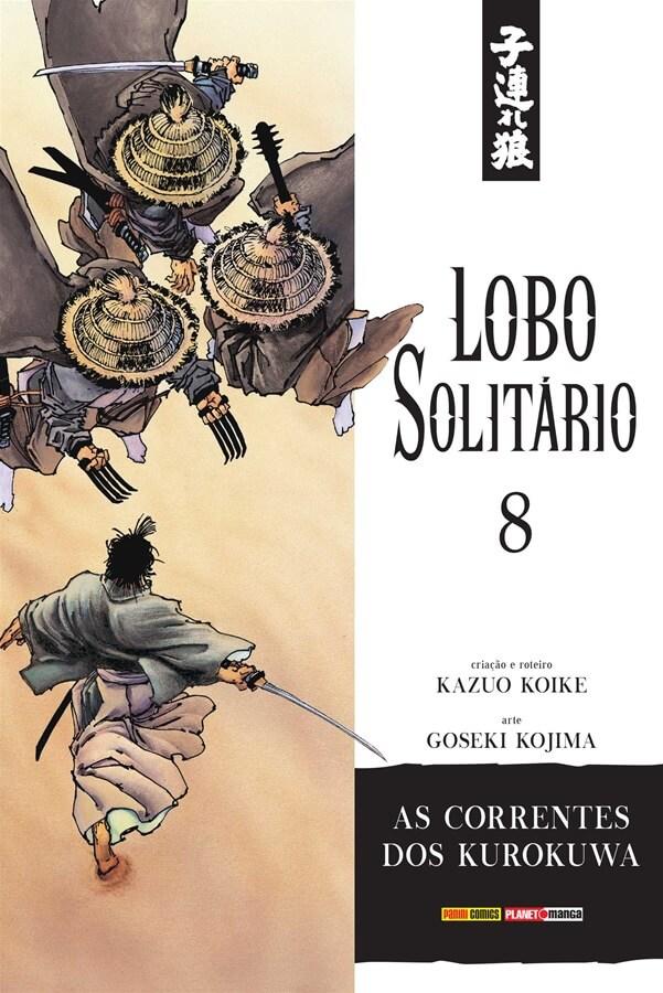 Lobo Solitário - Volume 08