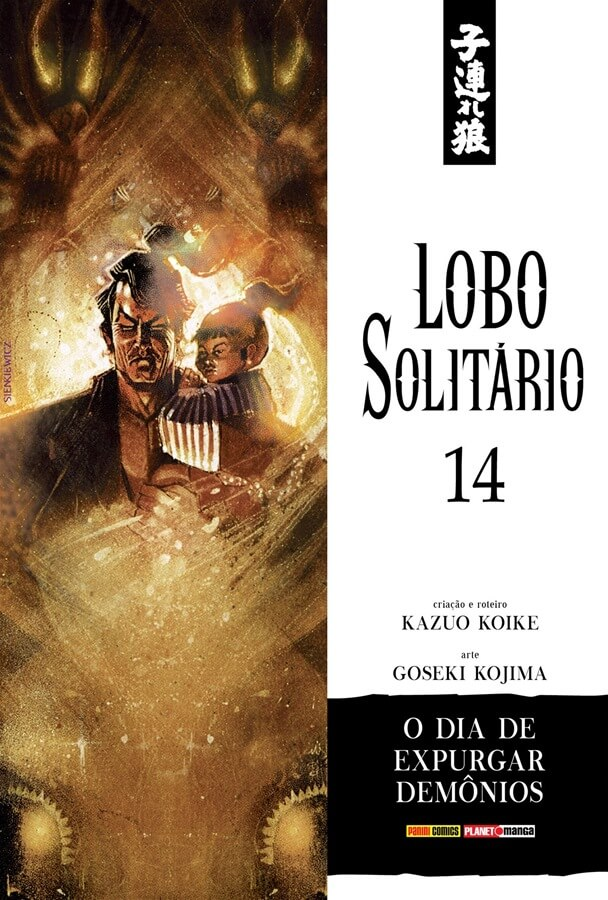 Lobo Solitário - Volume 14