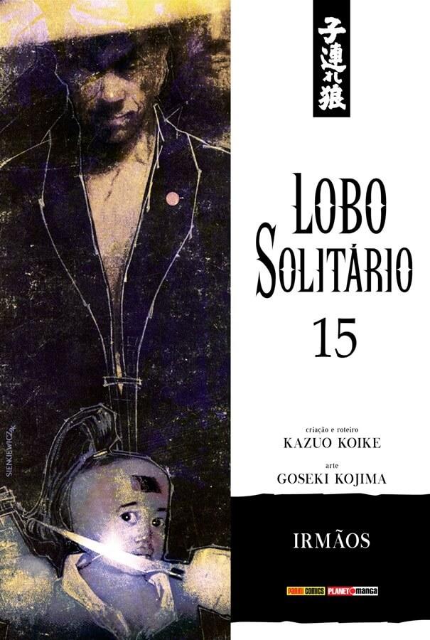 Lobo Solitário - Volume 15
