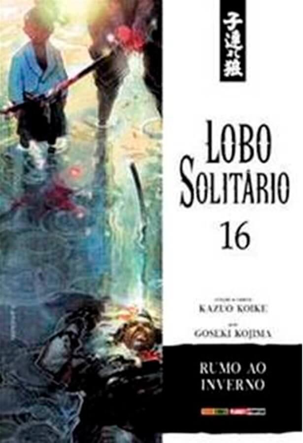Lobo Solitário - Volume 16
