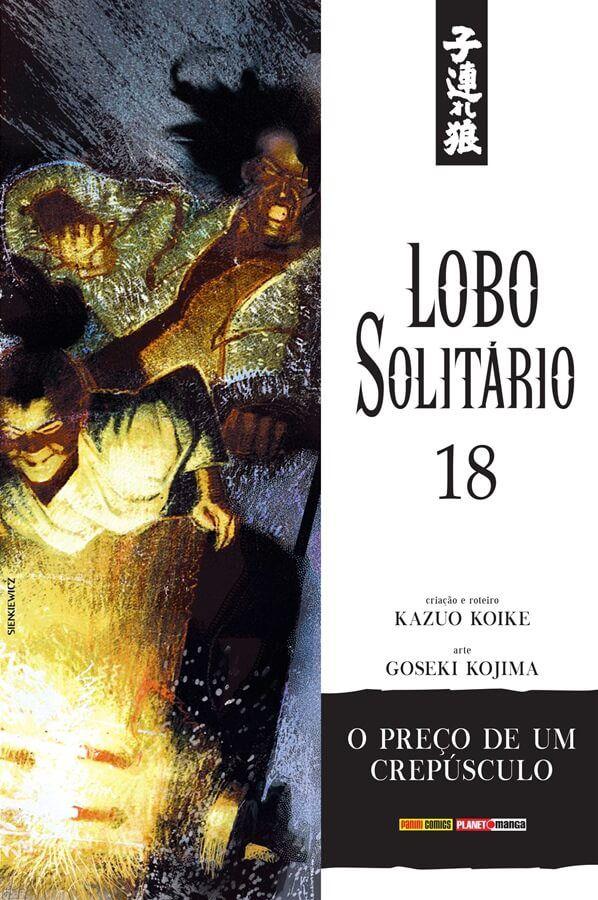 Lobo Solitário - Volume 18