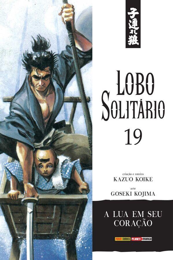 Lobo Solitário - Volume 19