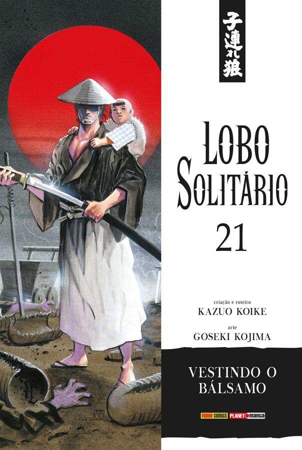 Lobo Solitário - Volume 21
