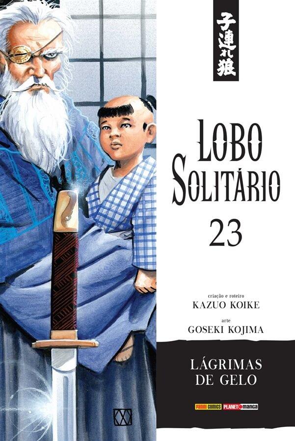 Lobo Solitário - Volume 23