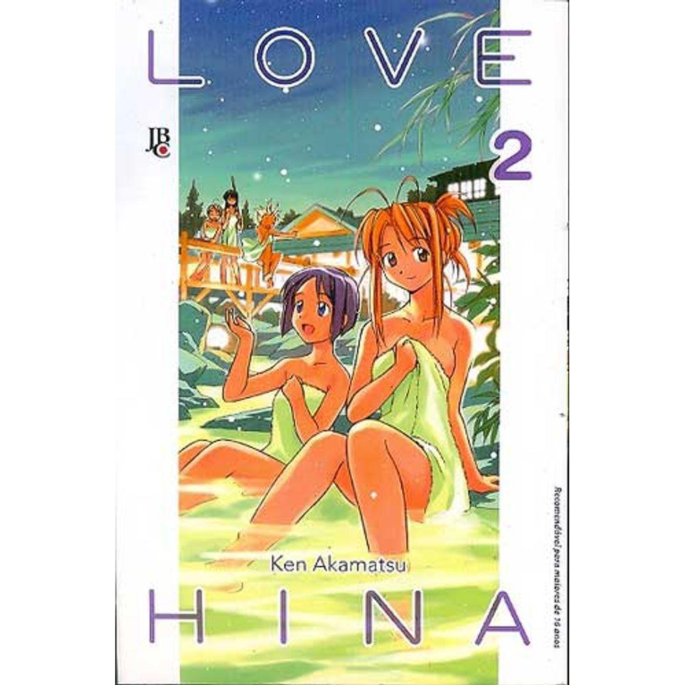 Love Hina - Volume 02 - Usado