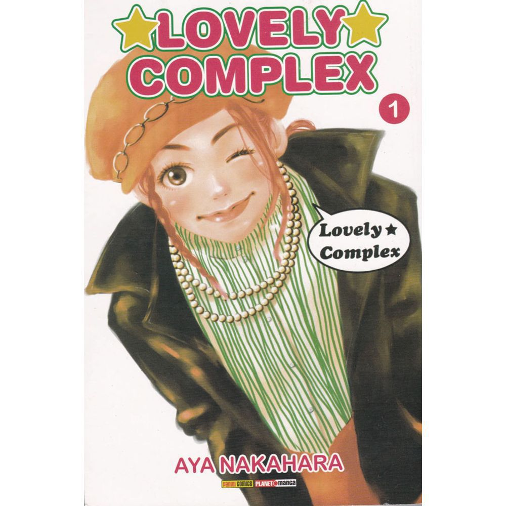 Lovely Complex - Volume 01 - Usado