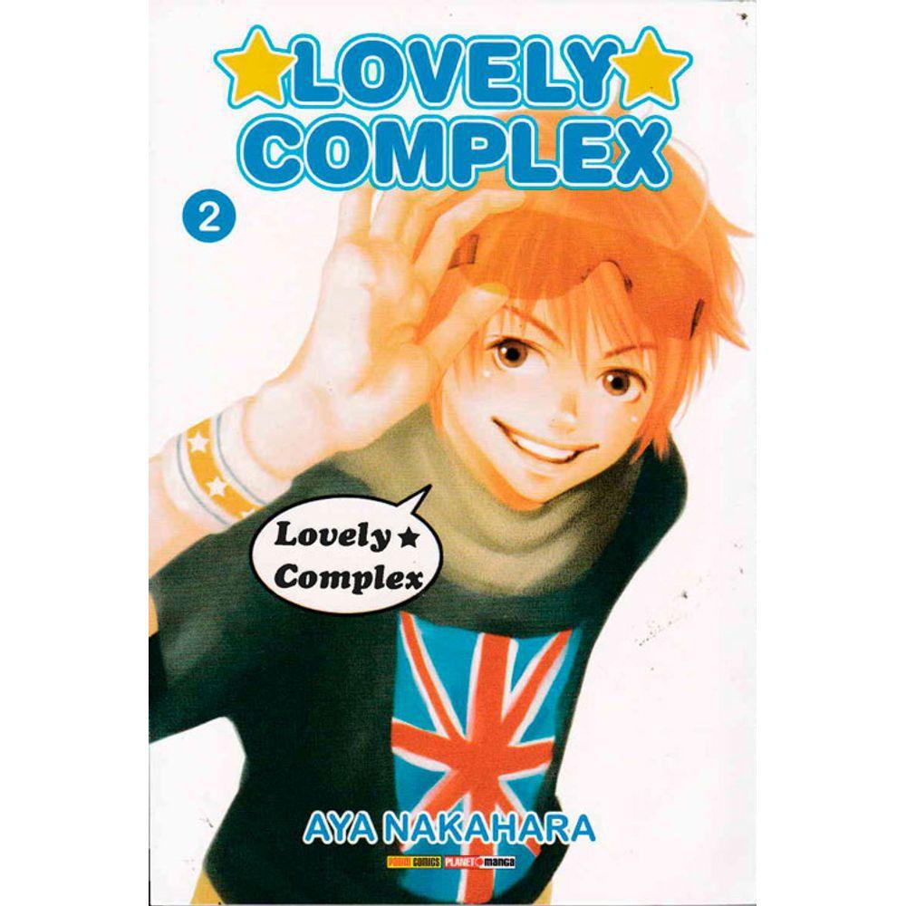Lovely Complex - Volume 02