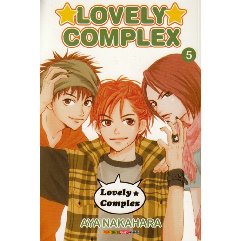 Lovely Complex - Volume 05 - Usado
