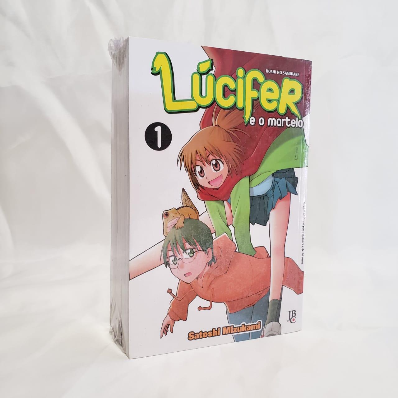 Lúcifer e o Martelo - 1 ao 5 - Pack