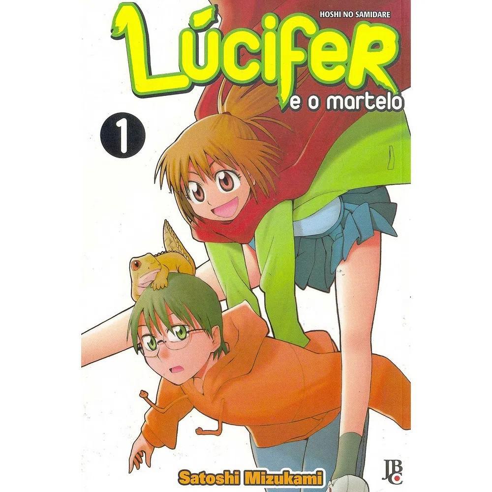Lúcifer e o Martelo - Volume 01 - Usado