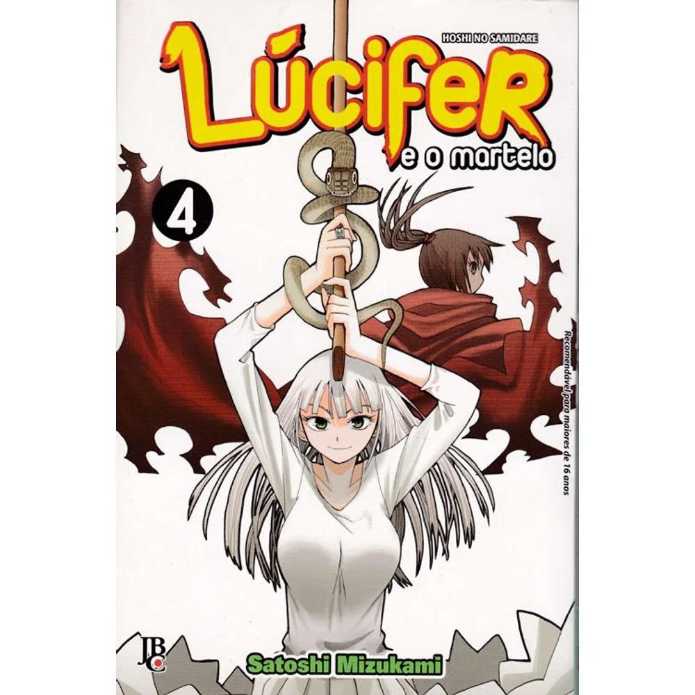 Lúcifer e o Martelo - Volume 04 - Usado
