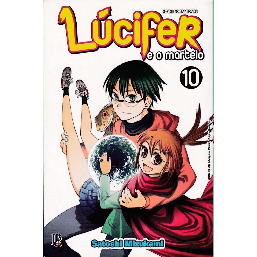 Lúcifer e o Martelo - Volume 10 - Usado