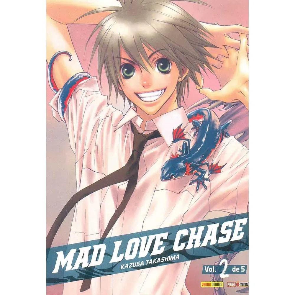 Mad Love Chase - Volume 02 - Usado