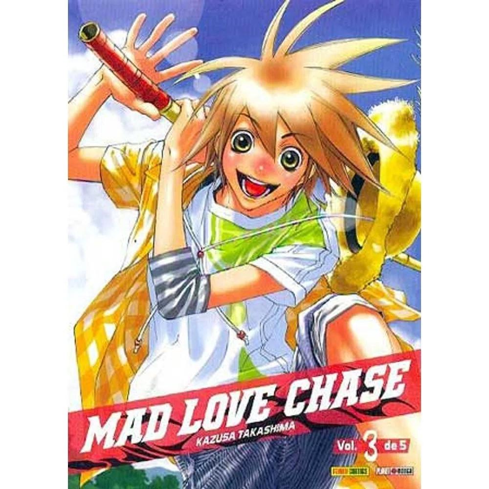 Mad Love Chase - Volume 03 - Usado