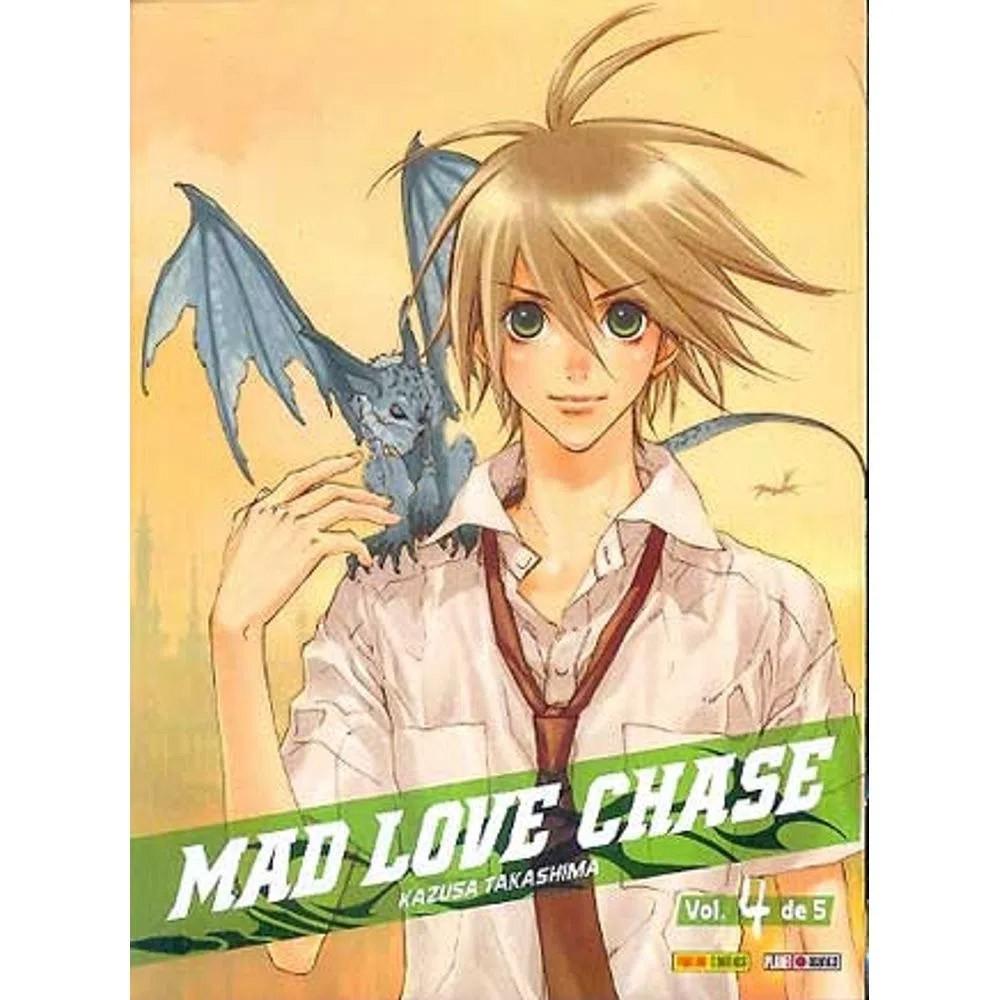 Mad Love Chase - Volume 04 - Usado