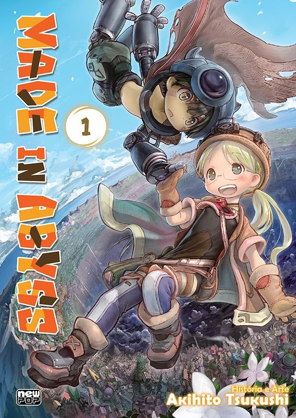 Made In Abyss - Volume 01 - Usado