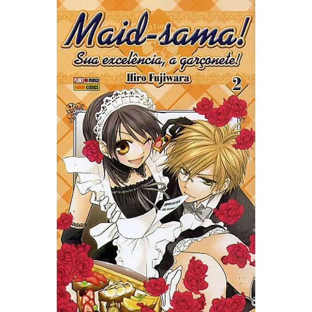 Maid-Sama! Sua Excelência, a Garçonete - Volume 02 - Usado
