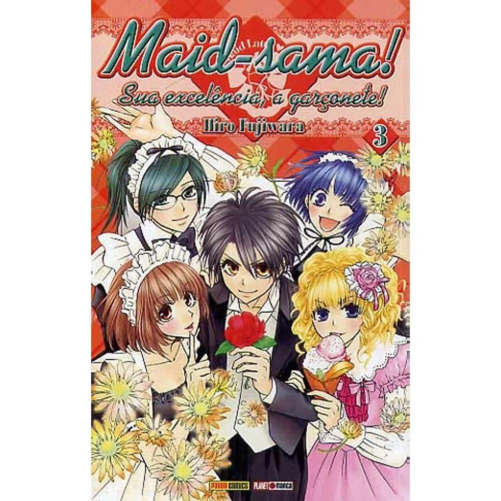 Maid-Sama! Sua Excelência, a Garçonete - Volume 03 - Usado