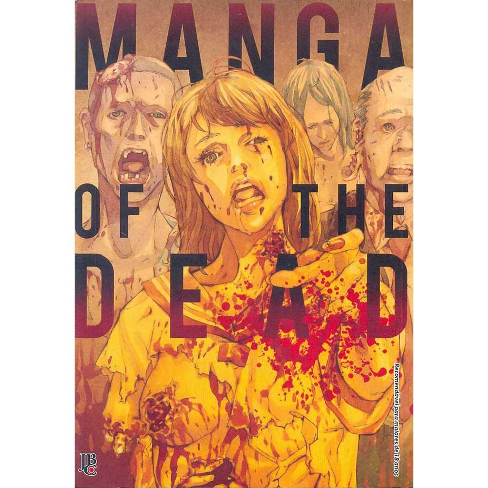Mangá of the Dead - Volume Único