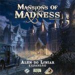 Mansions of Madness Além do Limiar - Expansão