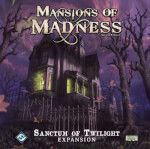 Mansions of Madness Santuário do Crepúsculo - Expansão
