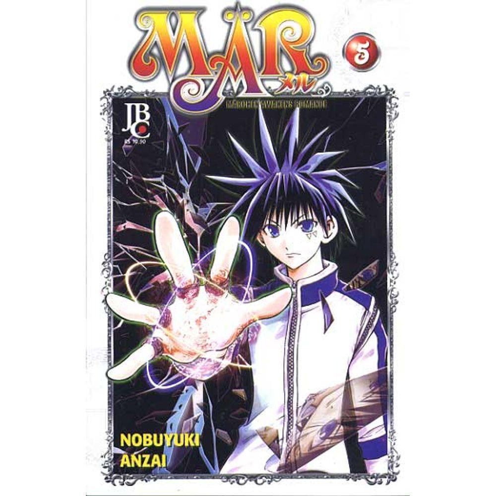 MÄR - Volume 05 - Usado