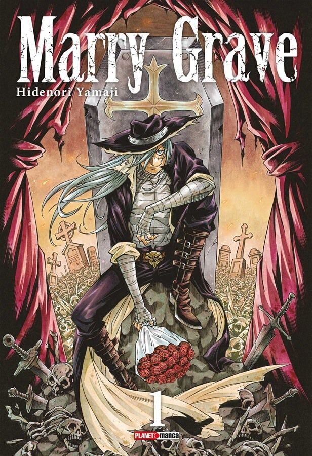 Marry Grave - Volume 01