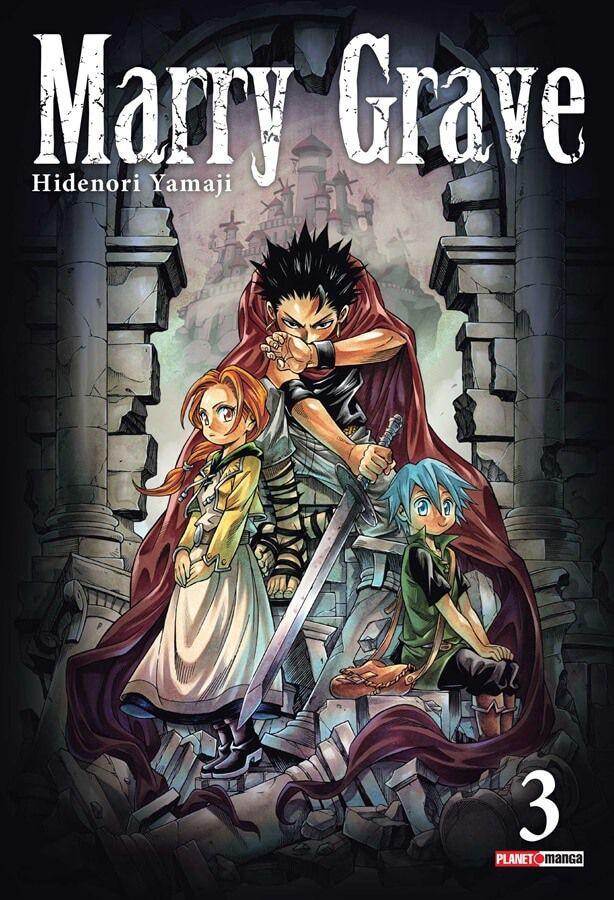 Marry Grave - Volume 03