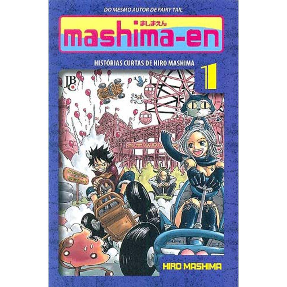 Mashima-en - Volume 01 - Usado