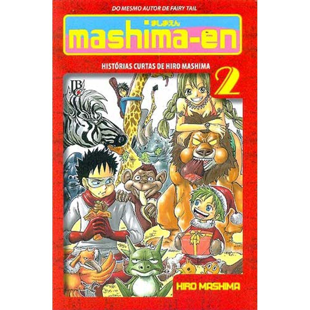 Mashima-en - Volume 02 - Usado