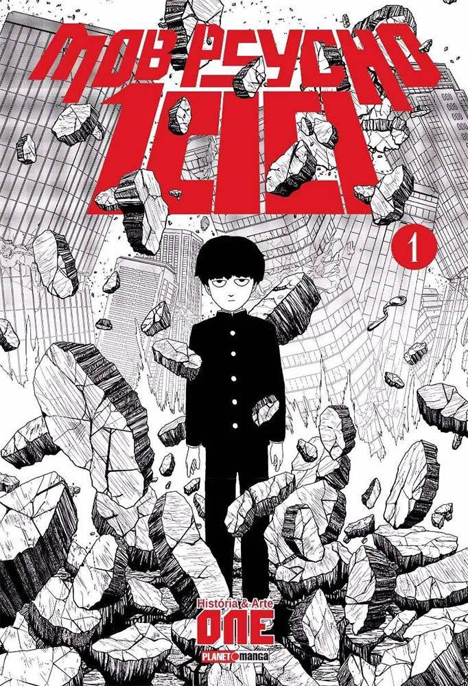 Mob Psycho 100 - Volume 01