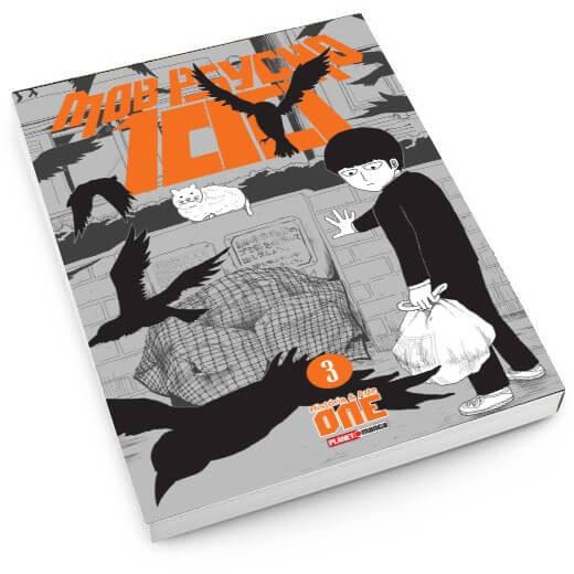 Mob Psycho 100 - Volume 03
