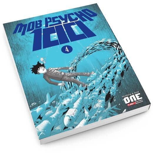 Mob Psycho 100 - Volume 04