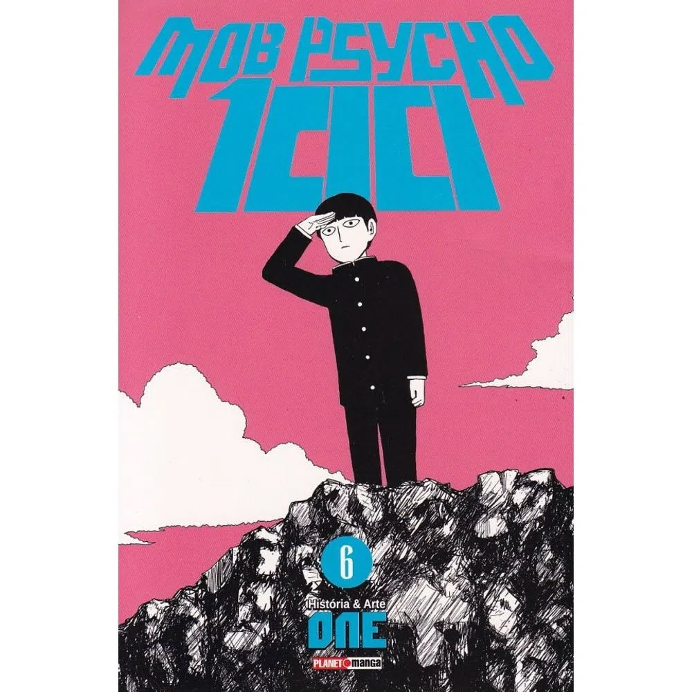 Mob Psycho 100 - Volume 06
