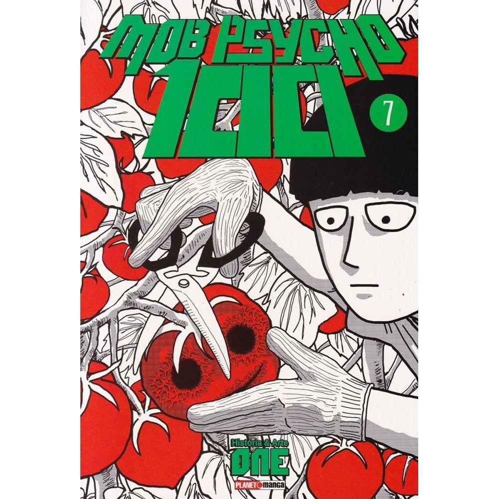 Mob Psycho 100 - Volume 07