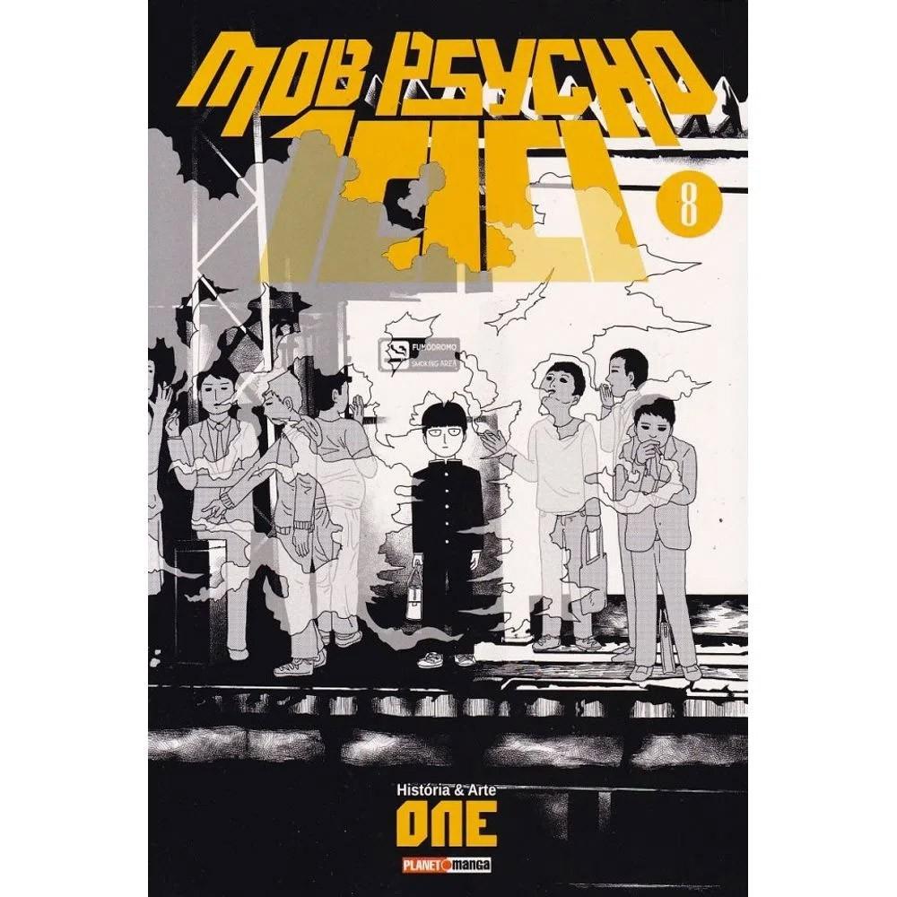 Mob Psycho 100 - Volume 08