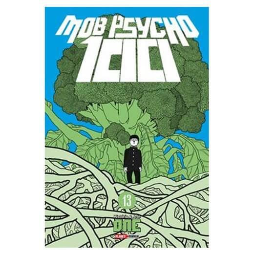 Mob Psycho 100 - Volume 13