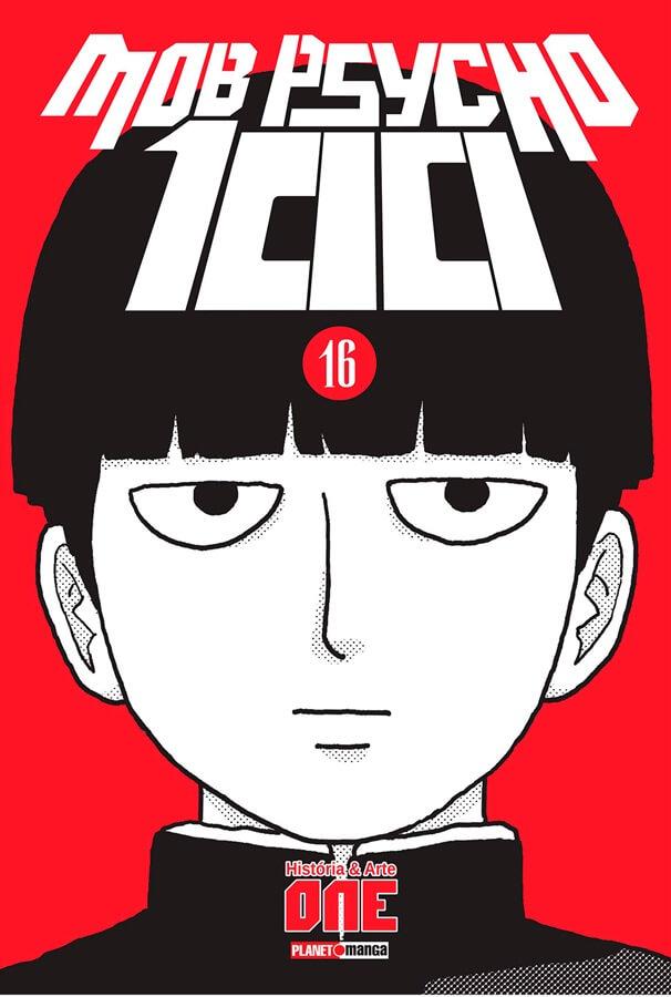 Mob Psycho 100 - Volume 16