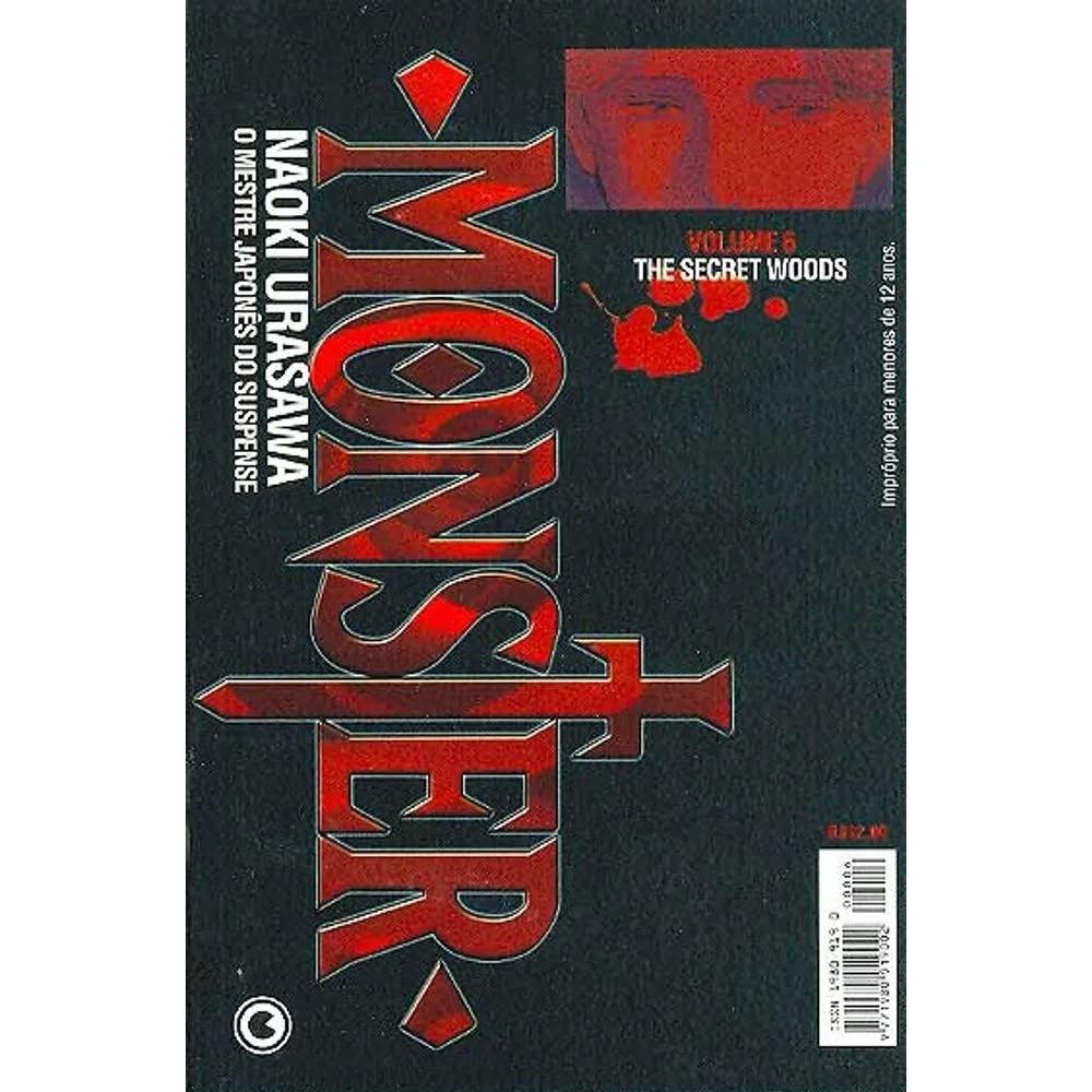 Monster - 1ª Edição - Volume 06 - Usado