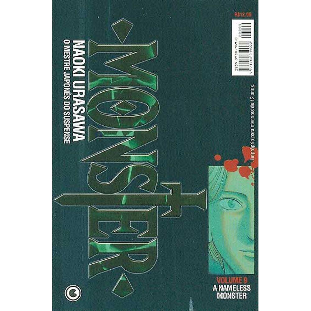Monster - 1ª Edição - Volume 09 - Usado