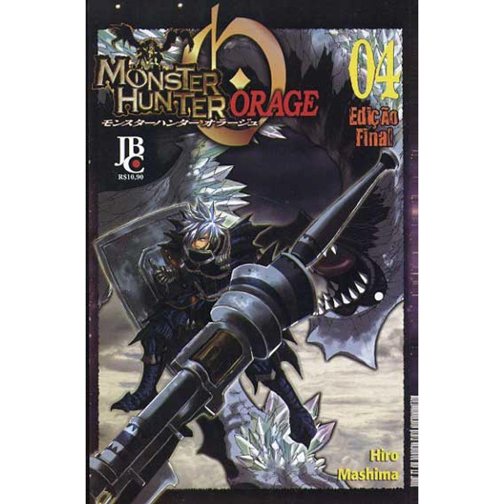 Monster Hunter Orage - Volume 04 - Usado