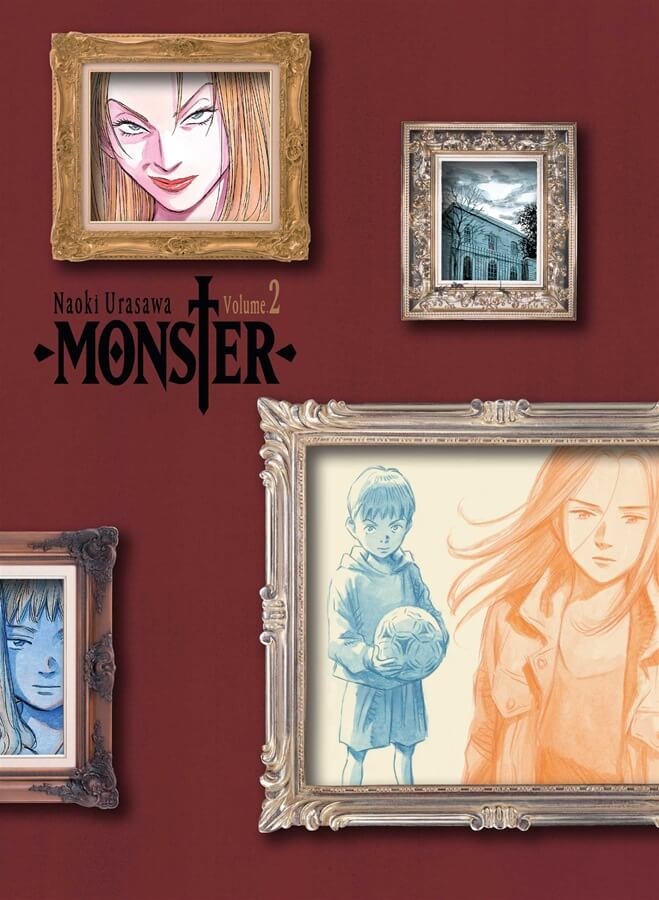 Monster Kanzenban - Volume 02
