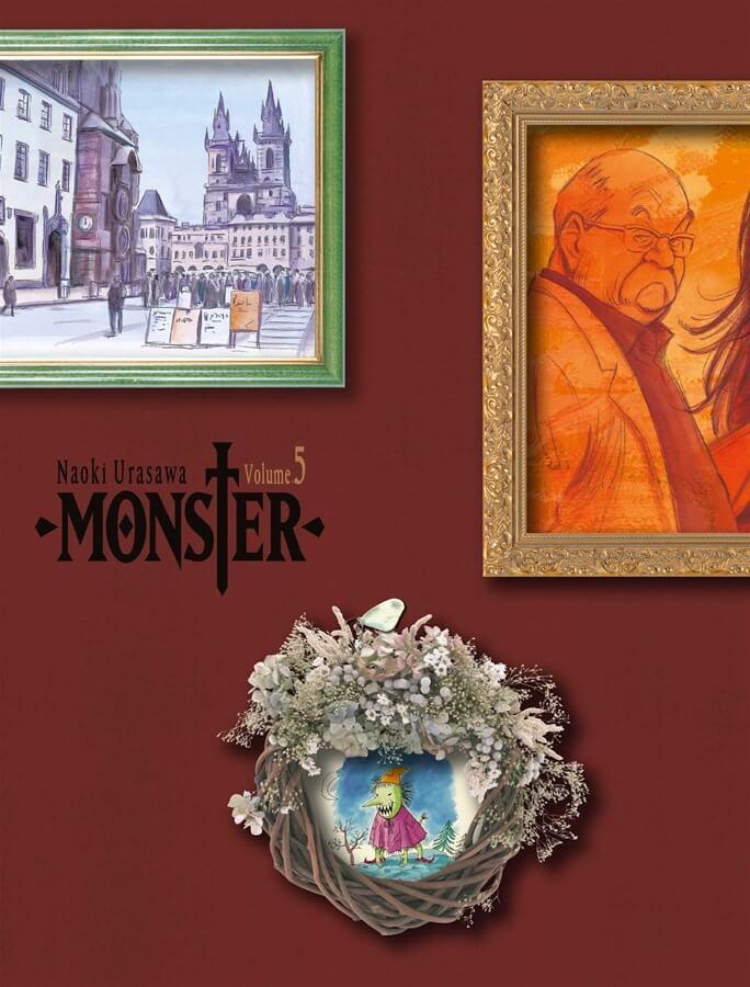 Monster Kanzenban - Volume 05