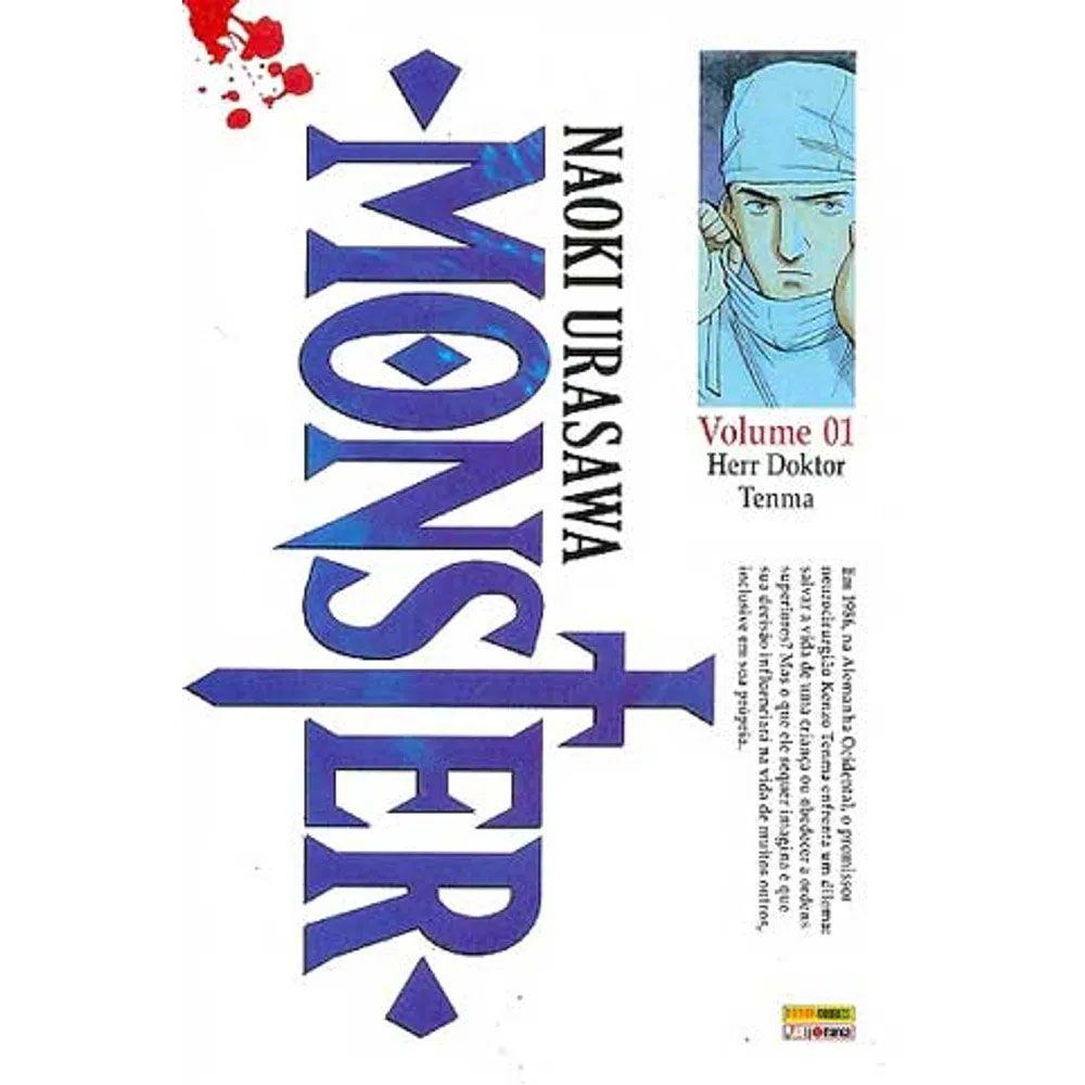 Monster - Volume 01 - Usado